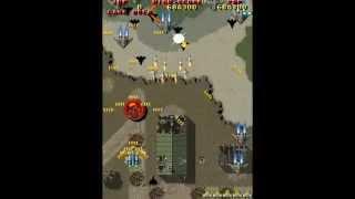 Raiden DX (arcade) - Expert course