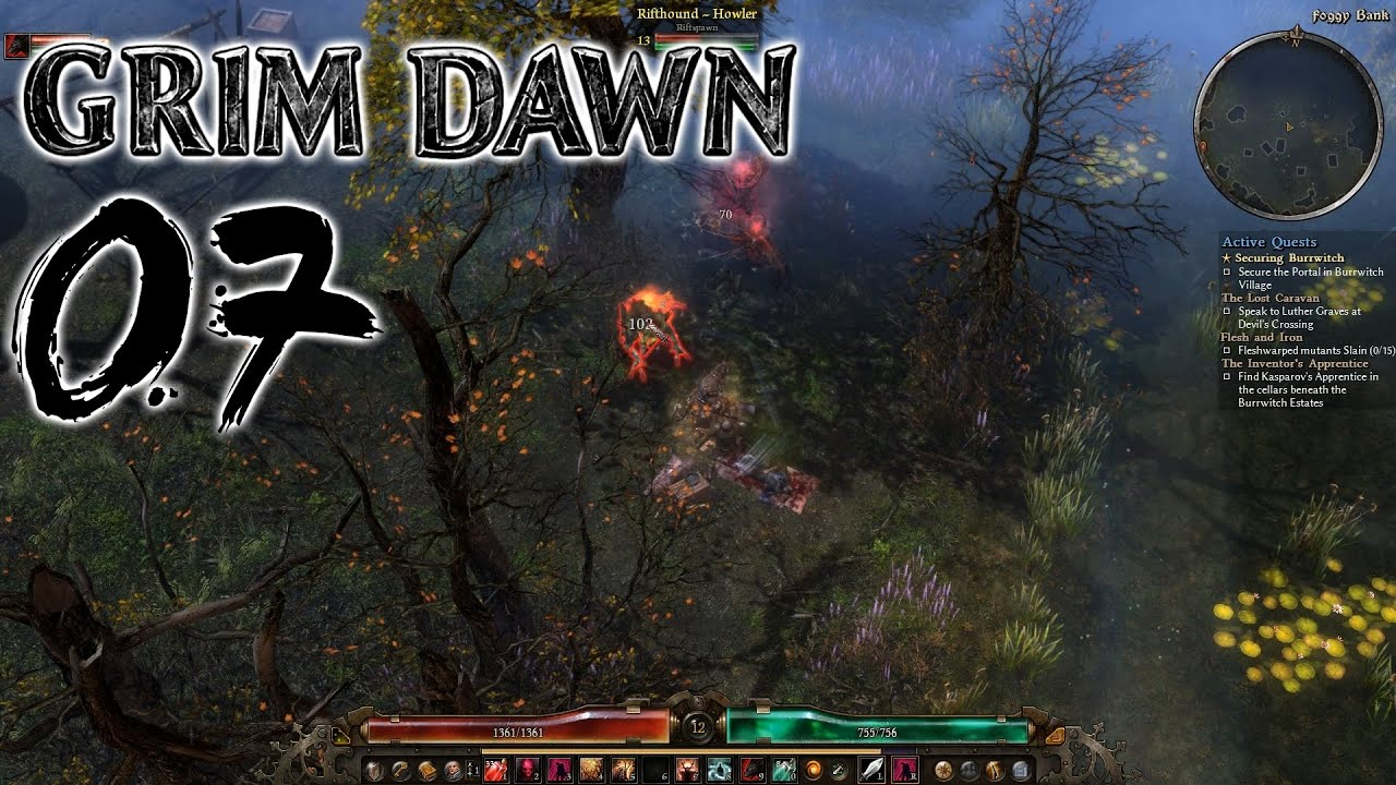 grim dawn deutsch