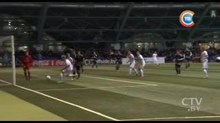 Юношеская сборная Беларуси вышла в плей-офф Кубка развития, обыграв словаков