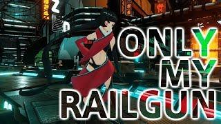 【アニソン】only my railgun 歌ってみた AZKi【初挑戦】