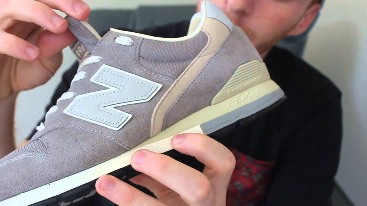 sports shoes e6d0a b0858 New Balance 996 sample Review