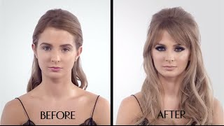The Bardot Make-up Tutorial - featuring Millie Mackintosh - 60s cat eye - Charlotte Tilbury Thumbnail