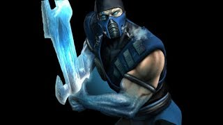 How to make Sub Zero from mk9.- Roblox Super Hero Life II