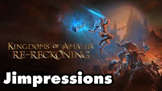 Kingdoms Of Amalur: Re-Reckoning - Re-Reviewing A Remastered Re-Release (Jimpressions) (Video Game Video Review)