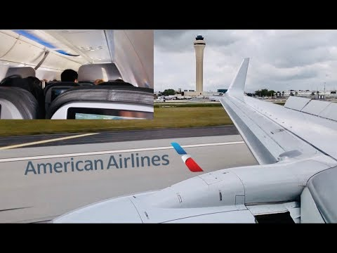 FLIGHT REPORT: American Airlines Boeing 737-800  | Chicago (ORD) To Miami (MIA)