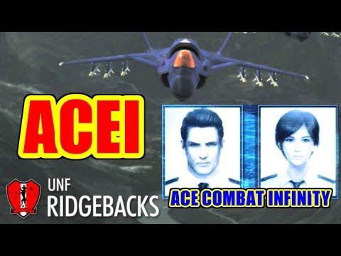 [M-03] Rescue - ACE COMBAT INFINITY / エースコンバット インフィニティ