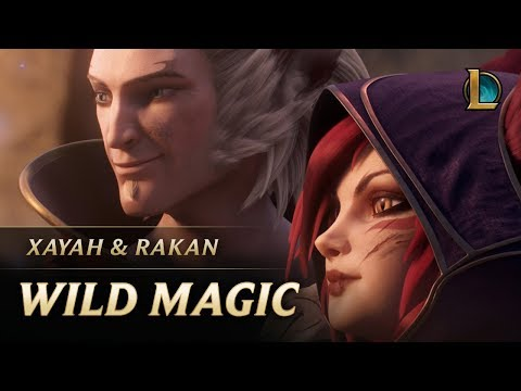 Xayah and Rakan: Wild Magic | New Champion Teaser - League of Legends