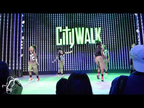 8 Flavahz Crew | World of Dance Live | Universal City Walk | choreo by WilldaBeast