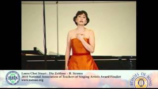 2010 NATSAA Finalist, Laura Choi Stuart: Die Zeitlose - R. Strauss