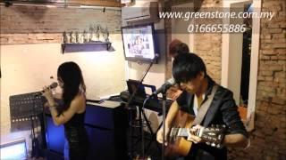 Greenstone music wedding live band melaka malaysia  外婆的++when you tell me + can
