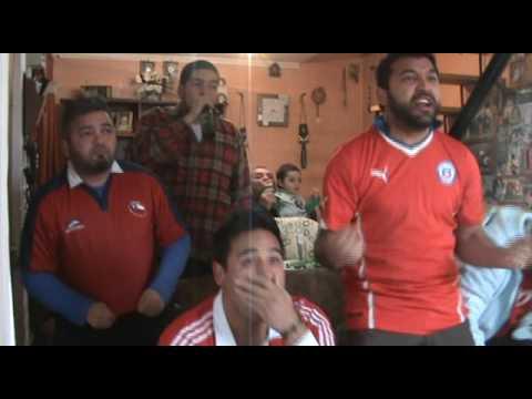 Goles Camerún - Chile (Fecha Fifa Copa Confederaciones 2017, reacciones)
