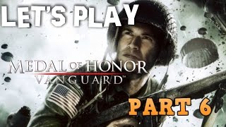 MEDAL OF HONOR VANGUARD WALKTHROUGH/PLAYTHROUGH: PART 6 - THE CRUCIBLE/FINAL MISSION (HD/PS2/WII)