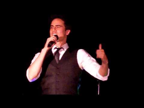 David Burnham - Wicked Medley - Upright Cabaret At La Mirada Theatre