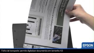 Scanner Epson WorkForce GT-S55