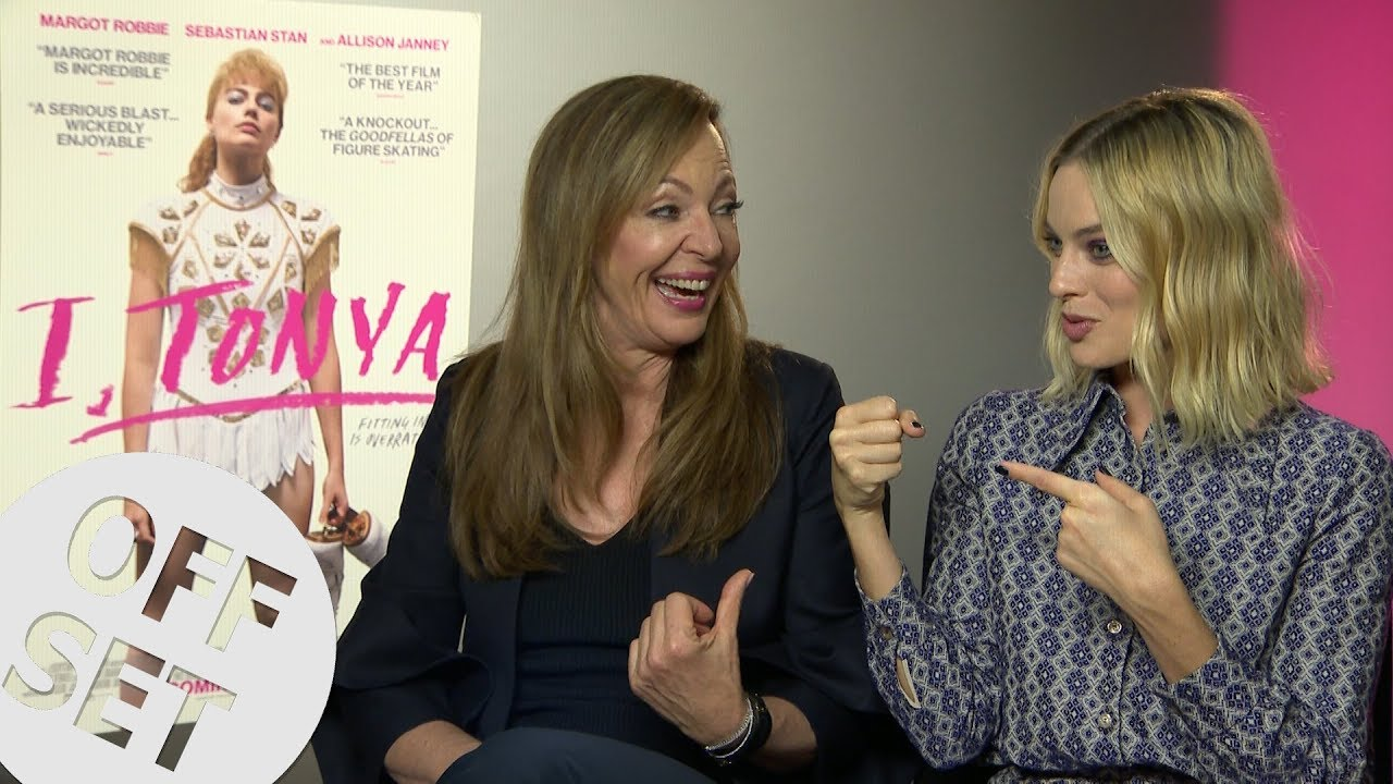 Allison Janney Nudography margot robbie reveals she's an allison janney superfan!
