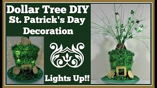 Dollar Tree Diy St  Patrick