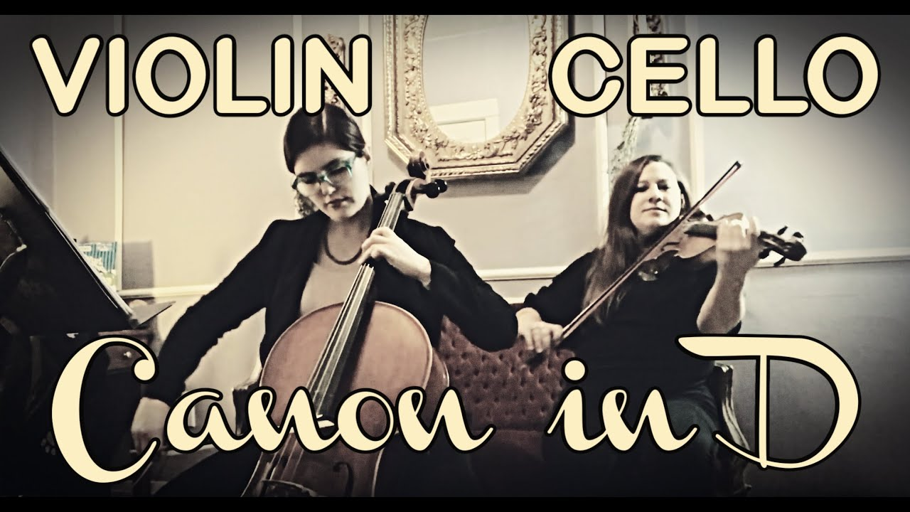 Canon in D - Pachelbel - Violin & Cello Duet - Chicago Street Strings
