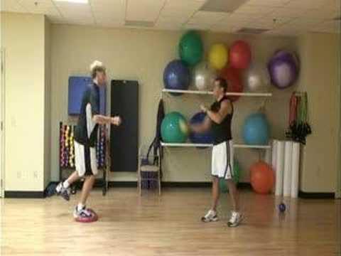 Balance Disc Cushion Workout Youtube