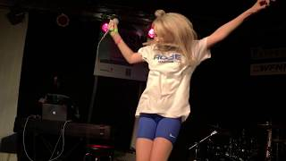 Kim Petras  - Unlock It (Live @ SXSW - Austin,TX 2018) HD - 1080p