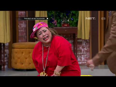 The Best Of Ini Talkshow-Nunung Ngakak Ngeliat Sule Jadi Koreografer ''Cari Tulang''