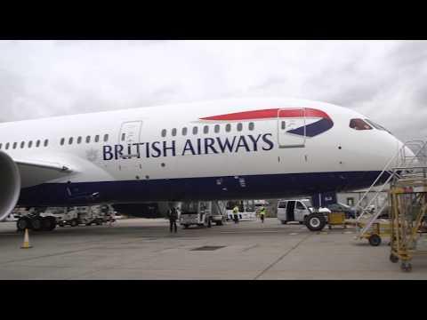 British Airways | 25th 787 Dreamliner touches down