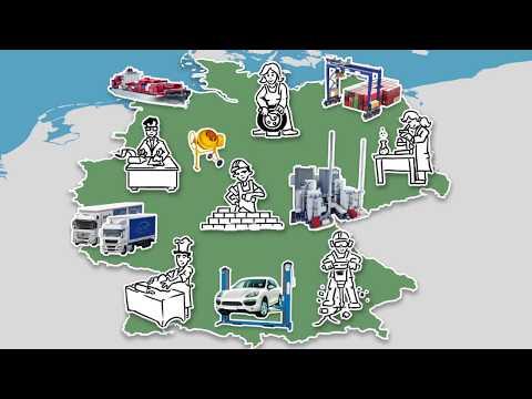 La formation professionnelle duale - La formation professionnelle en Allemagne