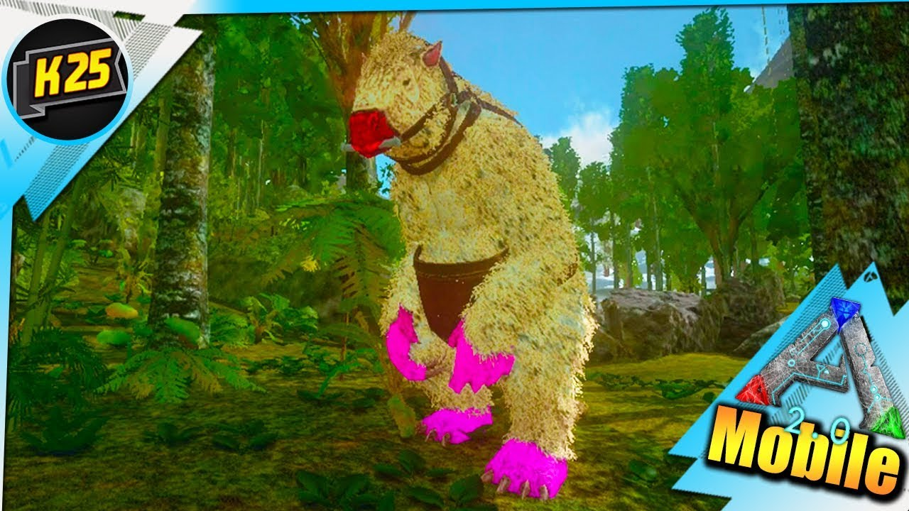 Ark Mobile Tameando Daeodon Uno De Los Nuevos Eerie Dinos Ark Mobile 2 0 By Rycoid Survival evolved on ios or android, then please visit our h. ark mobile tameando daeodon uno de
