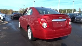2016 Chevrolet Sonic Durham, Chapel Hill, Raleigh, Cary, Apex, NC 117433