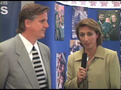 2010 US Census  with James  Christy, Nadia Bbayi & more .OC.TV Alex Bolourchi
