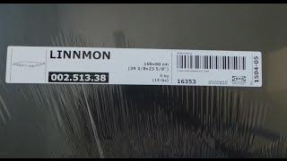 Easy IKEA Linnmon Table Setup