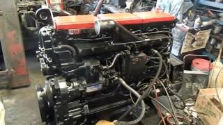 видео Двигатель камминз н14. Двигатель для спецтехники CUMMINS В 5.9 купить, цена, характеристики, фото, описание