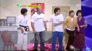 Фёдор Емельяненко в корейском шоу