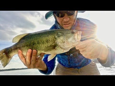 Fishing for a NEW PB Bass!!!