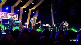 OneRepublic - Mercy (Live @ Zermatt Unplugged 2011)