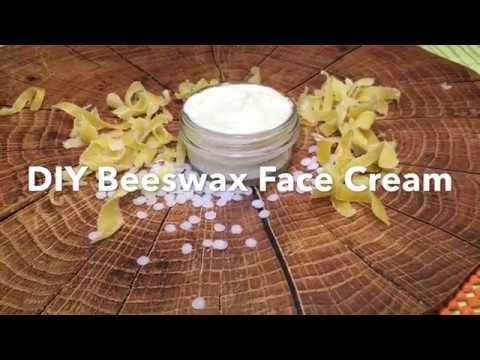beeswax face moisturizer