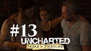 Прохождение Uncharted: Судьба Дрейка — Глава 13: Святилище?
