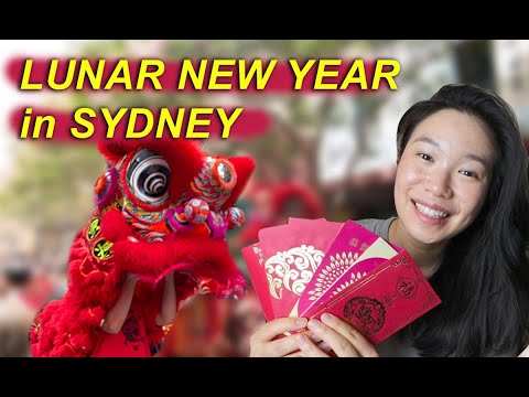 SPENDING LUNAR NEW YEAR in SYDNEY, AUSTRALIA 2020 (Chinese New Year Celebrations!)