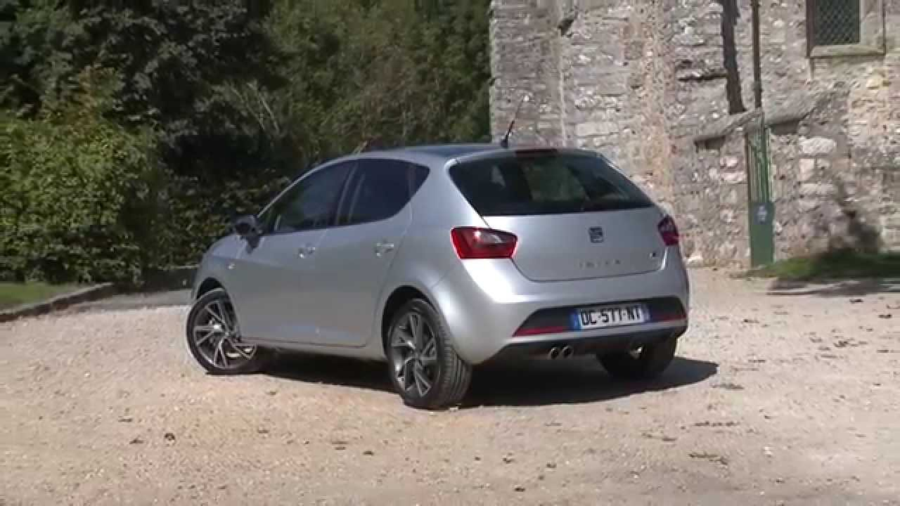 essai seat ibiza 1 4 tsi act 140ch fr youtube. Black Bedroom Furniture Sets. Home Design Ideas