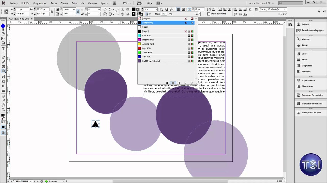 PDF Interactivo | Cómo Crear un PDF Interactivo con InDesign. Fácil ...