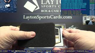 2018 Topps Dynasty Baseball Hobby 5 Box Case Break #18