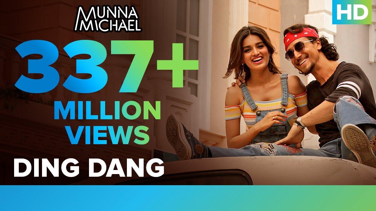 Download Ding Dang - Full Video Song | Munna Michael | Javed - Mohsin | Amit Mishra & Antara Mitra