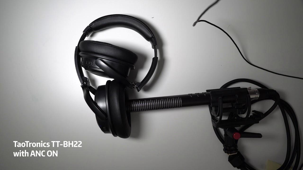 d757bc9d73f MPOW H5 vs TaoTronics TT-BH22 vs Ausdom ANC8 noise canceling headphones on  Amazon