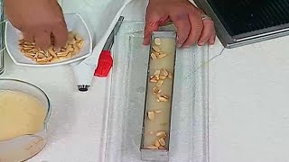 طريقة عمل الملبن السادة وبحشو السوداني