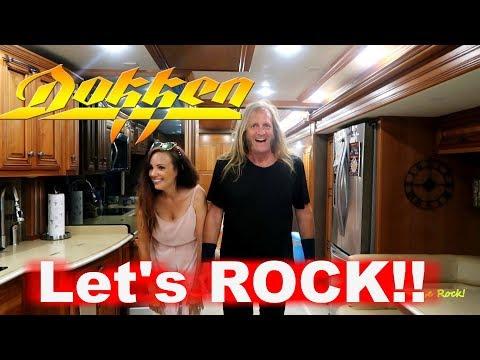 Let's ROCK! DOKKEN Show! - Barry Sparks