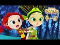 Fantasy Patrol - Compilation all episodes (4-6) Little Witches cartoon movies - Moolt Kids Toons