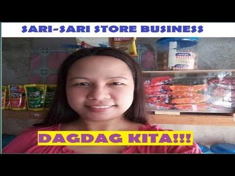 SARI-SARI STORE BUSINESS - DAGDAG KITA O ADDITIONAL INCOME thumbnail