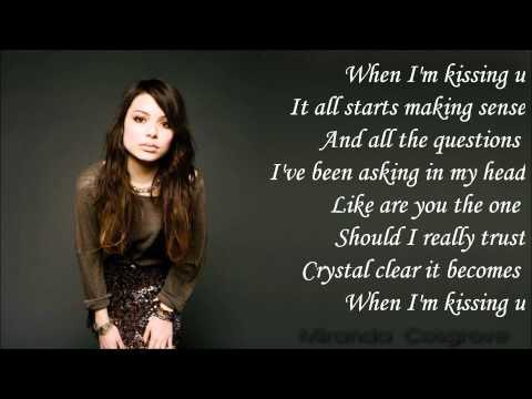 Kissin U - Miranda Cosgrove Lyrics