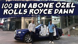 Rolls-Royce Dawn (100k Subscriber special)