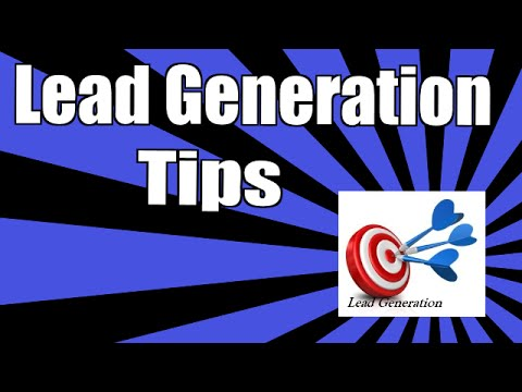 lead generation tips how to generate 20 50 leads daily