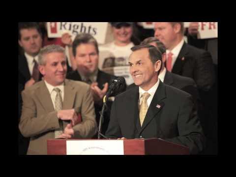 [Part 1] Debate between Brogdon & Fallin at a Comanche County Republican Meeting